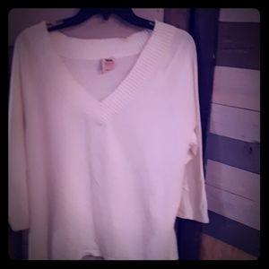 Capri Pants with 3/4 sleeve length top